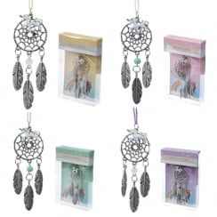 Metal Unicorn Dreamcatcher