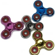 Metallic Tri Spinner