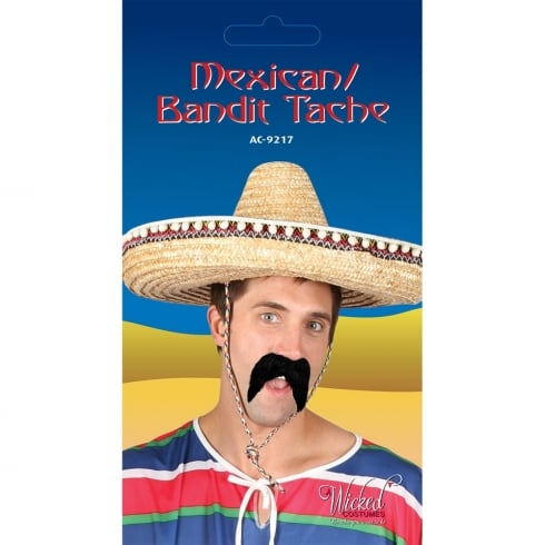Wicked Costumes Mexican/Bandit/Gringo Tash