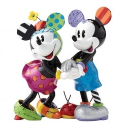 Mickey and Minnie Mouse Ltd Ed. 2500