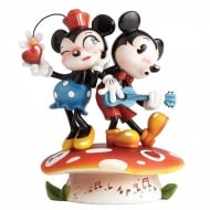 Mickey & Minnie Mouse Figurine