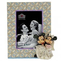 Mickey & Minnie Mouse Wedding Frame