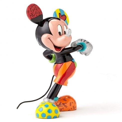 Disney By Britto Mickey Mouse Figurine
