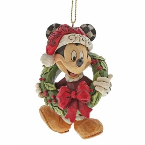 Disney Traditions Mickey Mouse Hanging Ornament