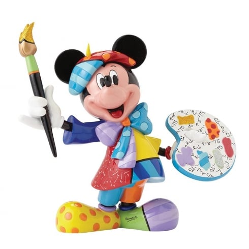 Disney By Britto Mickey Mouse Painter