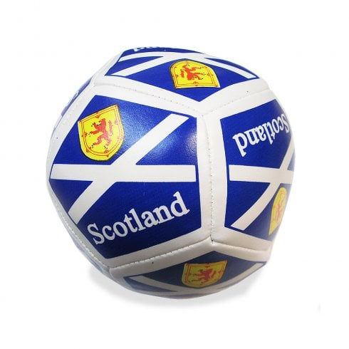 Mini Saltire Football
