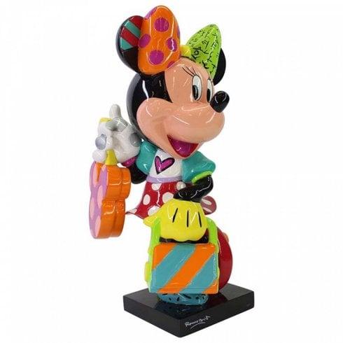 Disney By Britto Minnie Mouse Fashionista Figurine