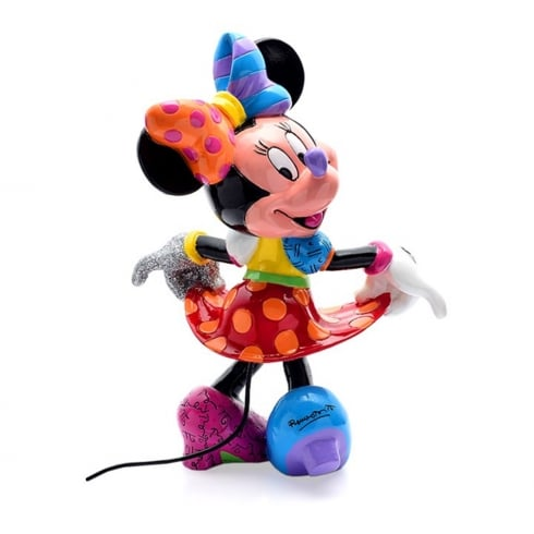 Disney By Britto Minnie Mouse Figurine