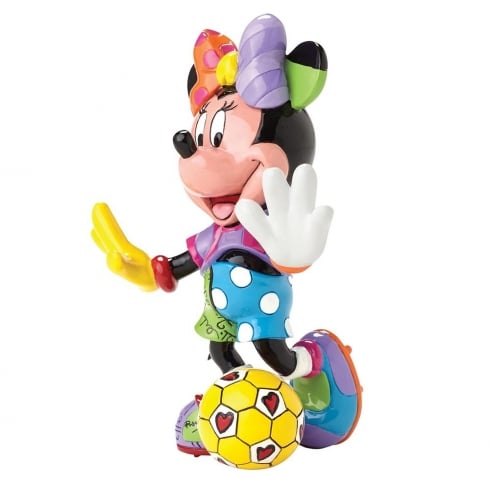 Disney By Britto Minnie Mouse Football