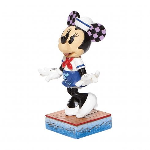 Disney Traditions Minnie Mouse - Sassy Sailor