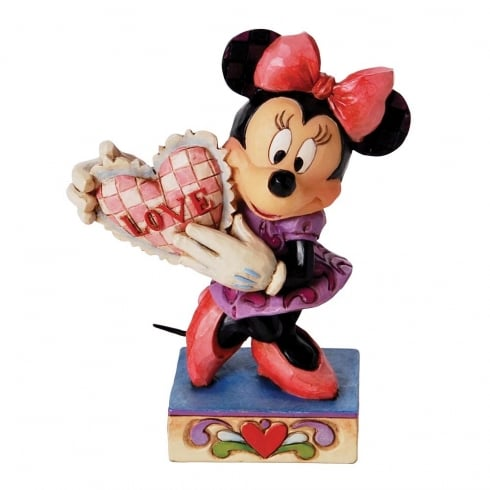 Disney Traditions Minnie Mouse with Heart
