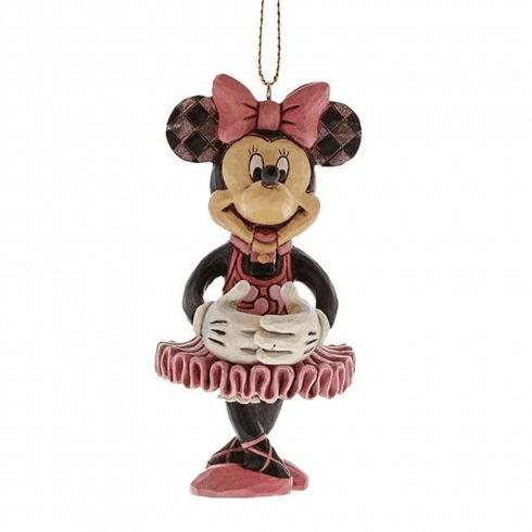 Disney Traditions Minnie Nutcracker Hanging Ornament