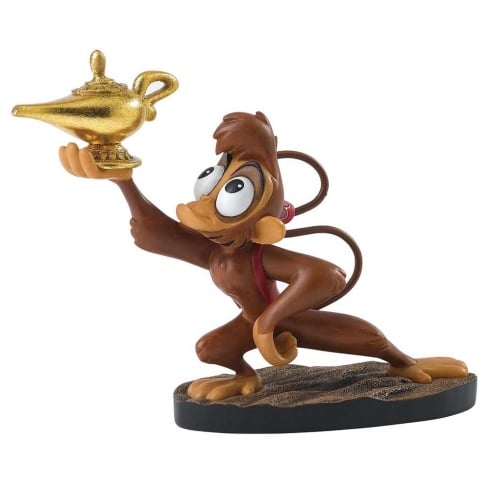Disney Enchanting Collection Mischievous Thief Abu Figurine