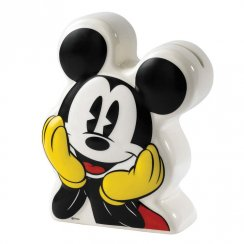 Modern Mickey Mouse Ceramic Money Bank
