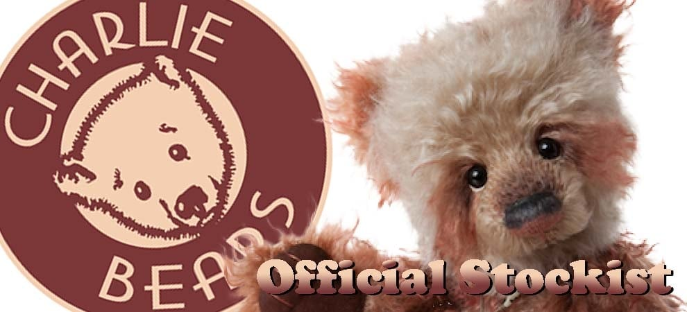Charlie Bears Official Stockist