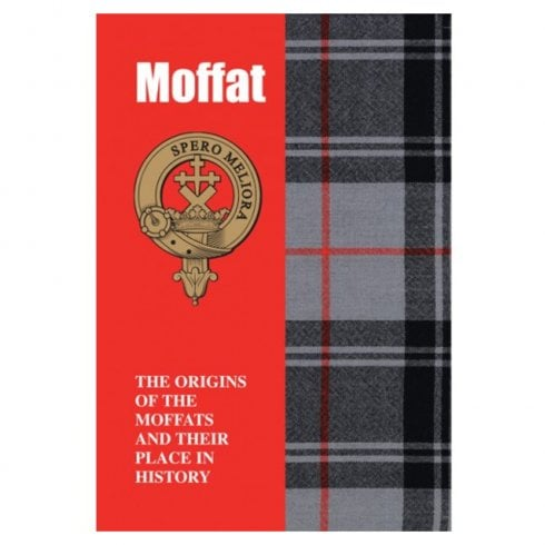 Lang Syne Publishers Ltd Moffat Clan Book