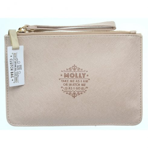 History & Heraldry Molly Clutch Bag