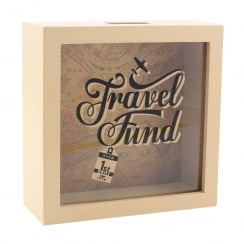 Money Saver Box Travel Fund