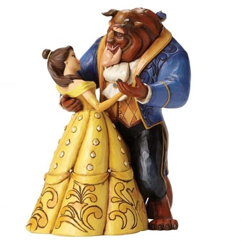 Disney Traditions Moonlight Waltz Beauty and the Beast