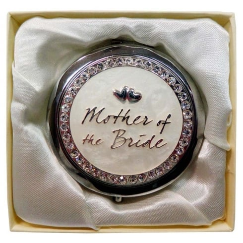 Leonardo Mother of the Bride Compact Mirror