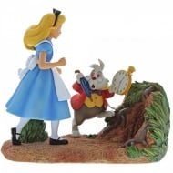 Mr. Rabbit Wait - Alice In Wonderland Figurine