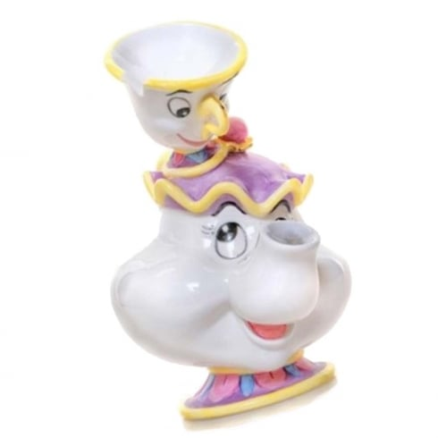 English Ladies Co. Mrs Potts & Chip - Beauty And The Beast
