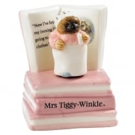 Mrs Tiggy Winkle Musical Figurine