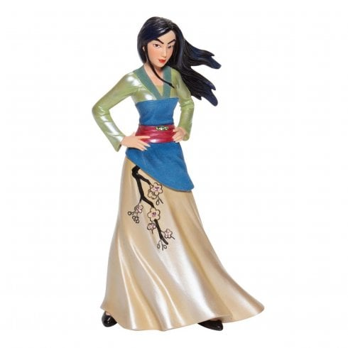 Disney Showcase Mulan Couture de Force Figurine
