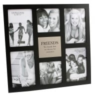 Multi Aperture Pictures Friends 6 Pictures Photo Frame