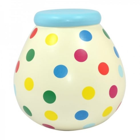 Pot of Dreams Multicoloured Spots Pot Of Dreams