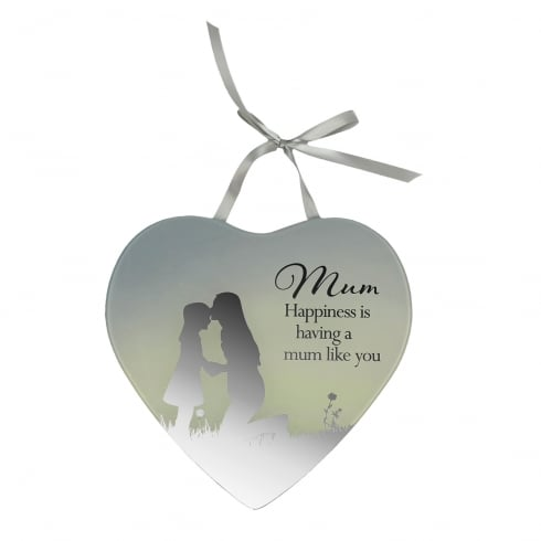 Widdop Bingham Mum Like You Mirror Plaque