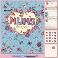 Mums Fabric Household Calendar 2020