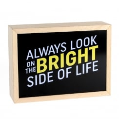 Musicology Lightbox - Always Look On The Bright Side Of Life
