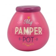My Pamper Pot Ceramic Money Bank