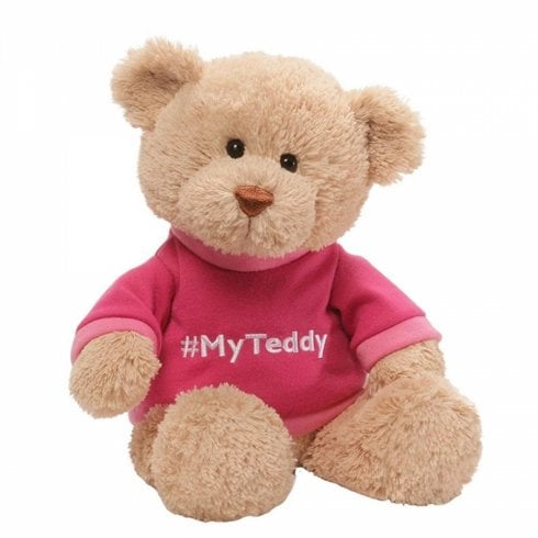 My Teddy Pink Soft Toy