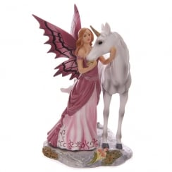 Mystical Friend Fairy Figurine By Lisa Parker