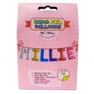 Name Foil Balloons Millie