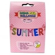 Name Foil Balloons Summer