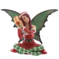 Natasha Faulkner Secret Santa Christmas Fairy Figurine