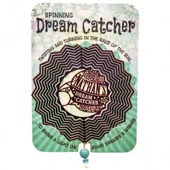 Nathan Spinning Dream Catcher
