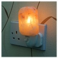 Natural Plug In Salt Lamp