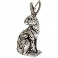 Natural World - Hare Sitting Figurine