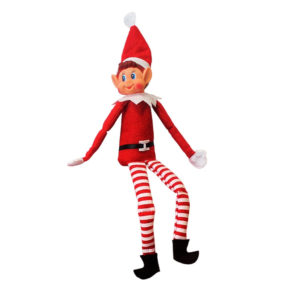 Naughty Elf 12 Quot Christmas Soft Toy 446059
