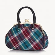 Ness - Harriet Handbag - Crush Tweed