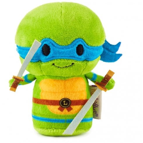 Hallmark Itty Bittys Nickelodeon Teenage Mutant Ninja Turtles Leonardo US Edition