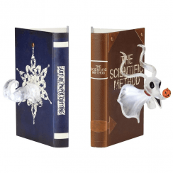 Nightmare Before Christmas Bookends