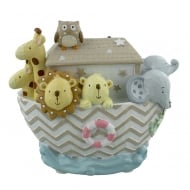 Noahs Ark Boat Money Bank