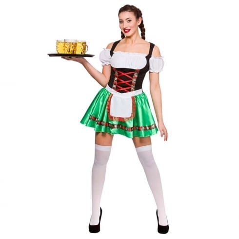 Wicked Costumes Oktoberfest Beer Girl XL