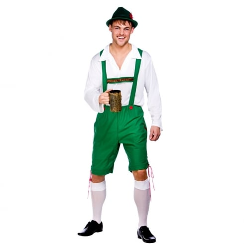 Wicked Costumes Oktoberfest Guy (XL) Hat Included