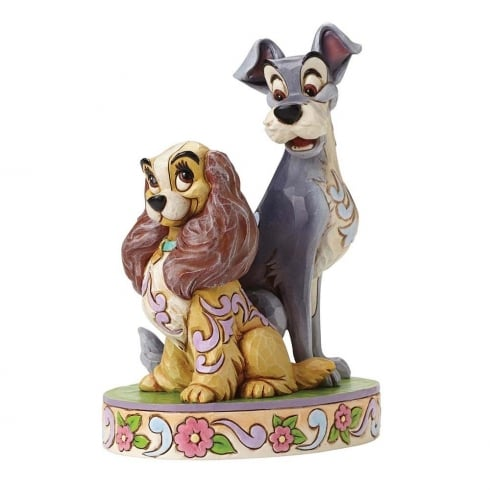 Disney Traditions Opposites Attract (Lady & The Tramp 60th Anniversary)